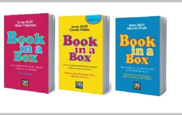 Série de livros Book in a Box